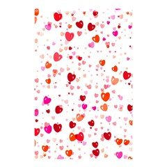 Heart 2014 0602 Shower Curtain 48  X 72  (small)