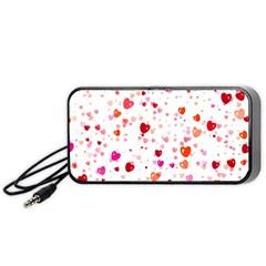 Heart 2014 0602 Portable Speaker (Black)