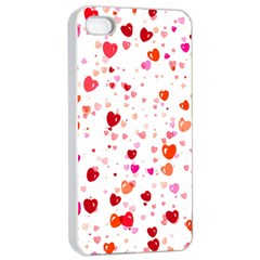 Heart 2014 0602 Apple Iphone 4/4s Seamless Case (white)