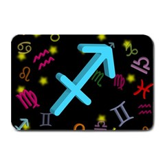 Sagittarius Floating Zodiac Sign Plate Mats
