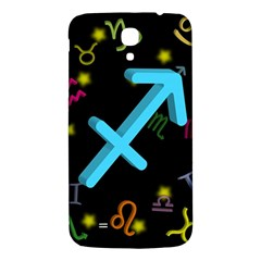 Sagittarius Floating Zodiac Sign Samsung Galaxy Mega I9200 Hardshell Back Case