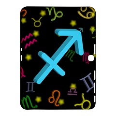 Sagittarius Floating Zodiac Sign Samsung Galaxy Tab 4 (10.1 ) Hardshell Case