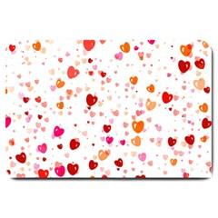 Heart 2014 0603 Large Doormat