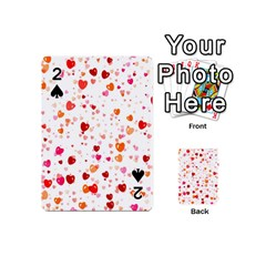 Heart 2014 0603 Playing Cards 54 (mini)