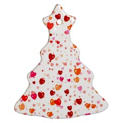 Heart 2014 0603 Christmas Tree Ornament (2 Sides)