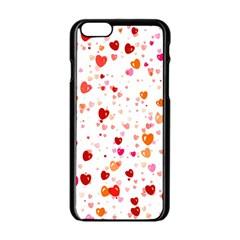 Heart 2014 0603 Apple Iphone 6 Black Enamel Case