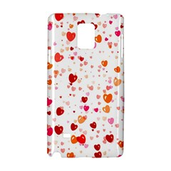 Heart 2014 0603 Samsung Galaxy Note 4 Hardshell Case