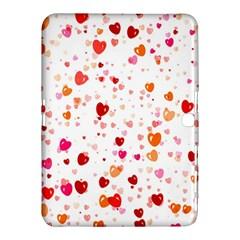 Heart 2014 0603 Samsung Galaxy Tab 4 (10 1 ) Hardshell Case