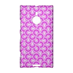 Retro Mirror Pattern Pink Nokia Lumia 1520