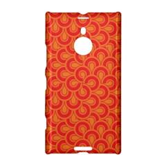 Retro Mirror Pattern Red Nokia Lumia 1520