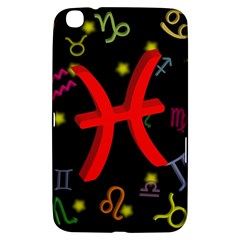 Pisces Floating Zodiac Sign Samsung Galaxy Tab 3 (8 ) T3100 Hardshell Case