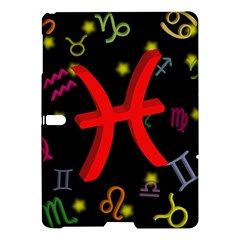 Pisces Floating Zodiac Sign Samsung Galaxy Tab S (10.5 ) Hardshell Case