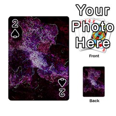 Space Like No 1 Playing Cards 54 Designs