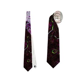 Space Like No 1 Neckties (one Side)
