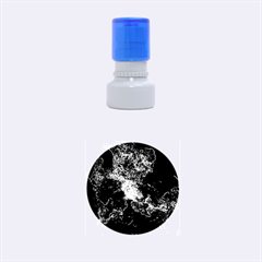 Space Like No.1 Rubber Round Stamps (Small)