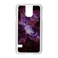Space Like No 1 Samsung Galaxy S5 Case (white)