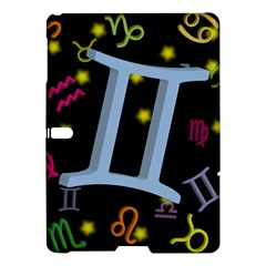 Gemini Floating Zodiac Sign Samsung Galaxy Tab S (10.5 ) Hardshell Case