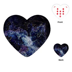 Space Like No.3 Playing Cards (Heart)