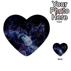 Space Like No.3 Multi-purpose Cards (Heart)