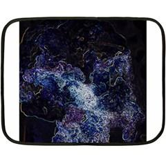 Space Like No.3 Fleece Blanket (Mini)