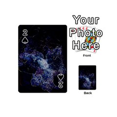 Space Like No.3 Playing Cards 54 (Mini)