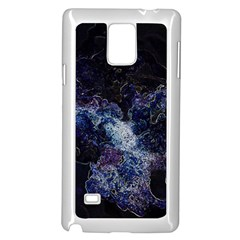 Space Like No 3 Samsung Galaxy Note 4 Case (white)