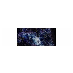 Space Like No.3 Satin Scarf (Oblong)
