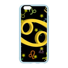 Cancer Floating Zodiac Sign Apple Seamless iPhone 6 Case (Color)