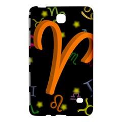 Aries Floating Zodiac Sign Samsung Galaxy Tab 4 (8 ) Hardshell Case