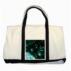 Space Like No 5 Two Tone Tote Bag