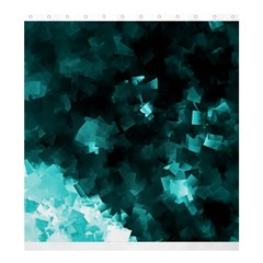 Space Like No.5 Shower Curtain 66  x 72  (Large)