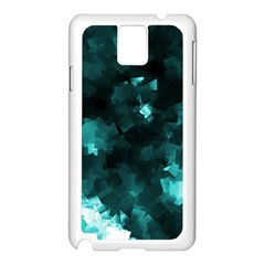 Space Like No 5 Samsung Galaxy Note 3 N9005 Case (white)