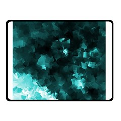 Space Like No.5 Double Sided Fleece Blanket (Small)