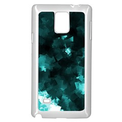 Space Like No 5 Samsung Galaxy Note 4 Case (white)