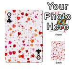 Heart 2014 0603 Playing Cards 54 Designs  Front - ClubQ