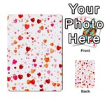 Heart 2014 0603 Playing Cards 54 Designs  Back