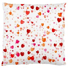 Heart 2014 0603 Large Cushion Cases (one Side)
