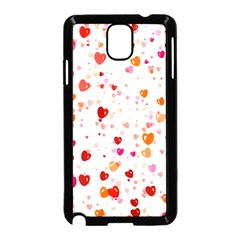 Heart 2014 0603 Samsung Galaxy Note 3 Neo Hardshell Case (black)