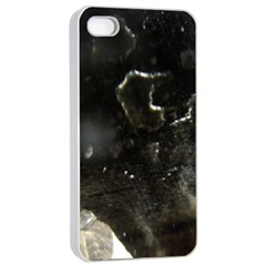 Space Like No.6 Apple iPhone 4/4s Seamless Case (White)