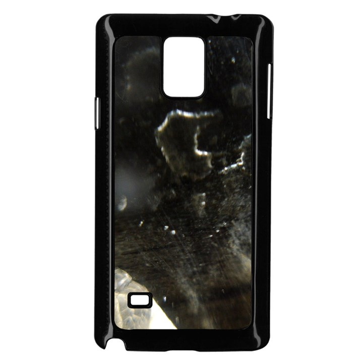 Space Like No.6 Samsung Galaxy Note 4 Case (Black)