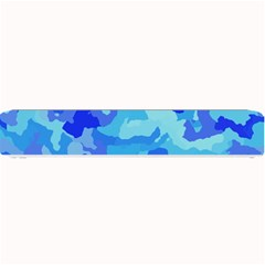 Camouflage Blue Small Bar Mats