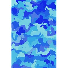 Camouflage Blue 5.5  x 8.5  Notebooks