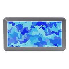 Camouflage Blue Memory Card Reader (mini)