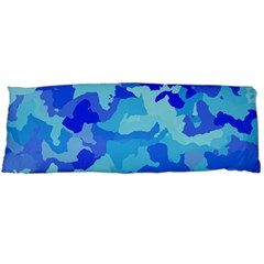 Camouflage Blue Body Pillow Cases Dakimakura (Two Sides)