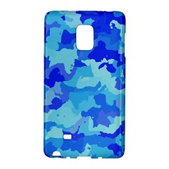 Camouflage Blue Galaxy Note Edge