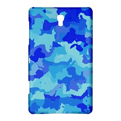 Camouflage Blue Samsung Galaxy Tab S (8 4 ) Hardshell Case