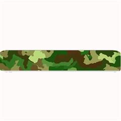 Camouflage Green Small Bar Mats