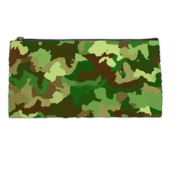 Camouflage Green Pencil Cases