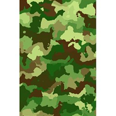 Camouflage Green 5 5  X 8 5  Notebooks