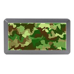 Camouflage Green Memory Card Reader (Mini)